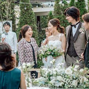 【家族婚に♪】10名様66万円で〈挙式・会食・衣装〉込プラン