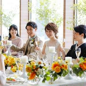 【9月フェア参加特典付き】22年4~8月まで家族婚プラン