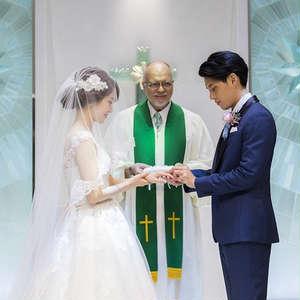 ふたりの結婚式 -挙式のみプラン-