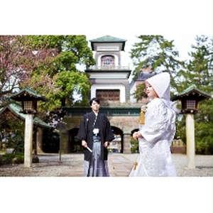 【尾山神社×30名会食】神社婚プラン