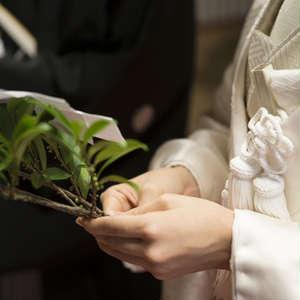 【神社挙式×老舗料亭で叶える和婚】40名プラン