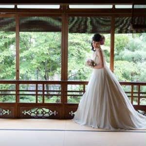 【白無垢・色打掛・ドレスを贅沢に楽しむ】茶婚式×50名披露宴