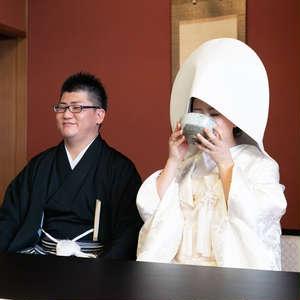 【伝統的な茶婚式】和婚を贅沢に堪能できる20名×ご会食