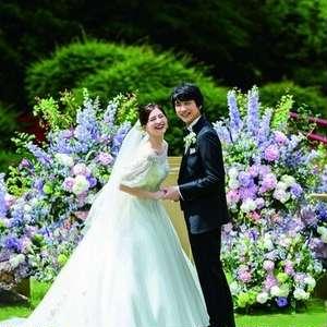 【日本庭園挙式プラン/1日1組限定】 Premium Garden Ceremony