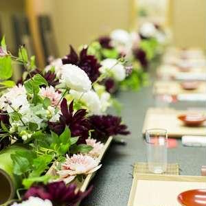 顔合わせ食事会 20名様プラン【シンプルな小宴で大人気♪】