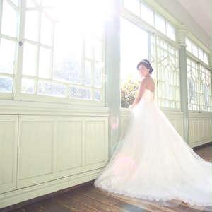 ドレスを6万6千円~にて、2泊3日でレンタルOK!