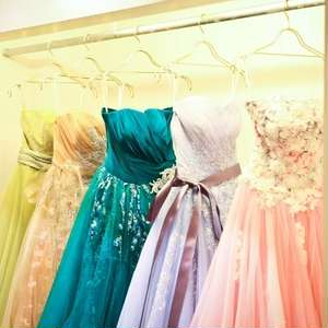 モアコスチュームプラン☆着たいドレスを着たいだけ・・**
