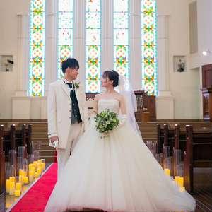 2021年夏秋婚限定☆30名でお得に二人らしく迎える結婚式