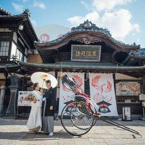 【9万5000円+奉納金】小さな結婚式の神社婚プラン