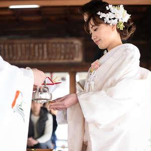 【石清尾八幡宮】神前挙式+フォトプラン!