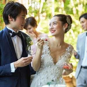 【家族での挙式×会食】FAMILY WEDDING PLAN