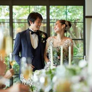 LIVE中継結婚式&お食事デリバリー 新感覚Weddingプラン
