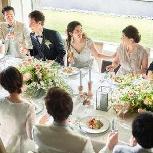 【両家のご親族様へご挨拶&お披露目】20名挙式&会食プラン