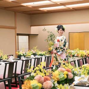 【20名97万円】芝大神宮×割烹 宮本◆お披露目会食プラン