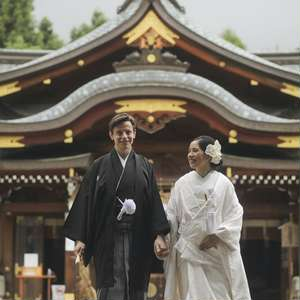 【 護国神社・比治山神社・厳島神社など 】広島和婚プラン