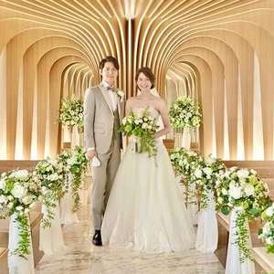【大人気!新しい結婚式のカタチ】チャペルフォトウェディング
