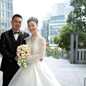 【ドレス挙式&会席料理をご検討の方】ドレスDE和婚