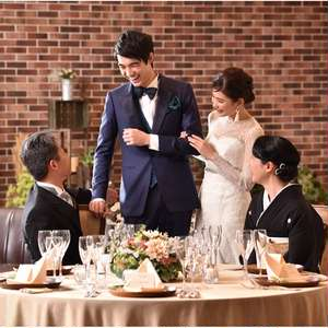 【たいせつなご家族との食事会】家族婚プラン / 4名様からOK!