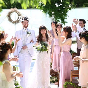 《オーベルジュで結婚式してよかった!》80名/270万円