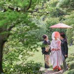 【和婚】家族・親族だけの和婚ウェディング