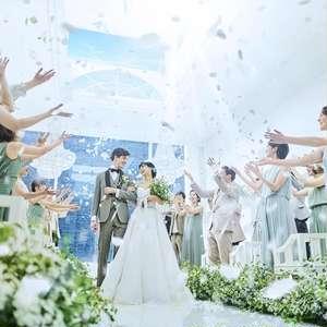 【1件目来館特典★最大150万お得】5大特典でお得に結婚式♪