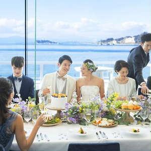 【少人数プラン】ご家族や大切なゲストへのおもてなし婚