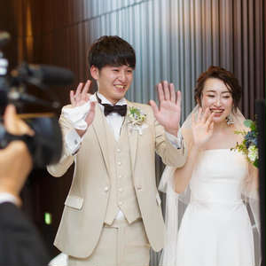 \オンライン結婚式♪86.24万円/大人数での新しいカタチ♪