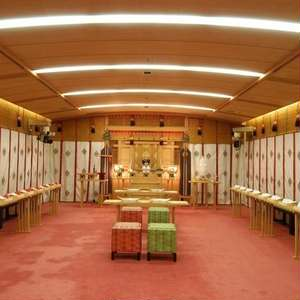 【館内の神殿で厳かな神前式】挙式のみの方限定プラン