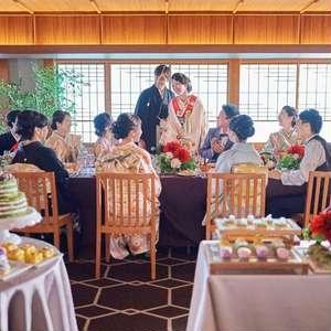 【6名35万円】海外挙式や神前式の後に♪アフターパーティー