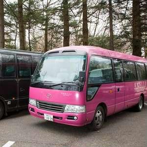 充実アクセスサポートで遠方ゲストも安心!送迎バス付きプラン☆
