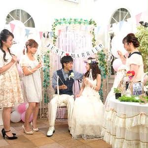 小さな結婚式プラン(特典含む)