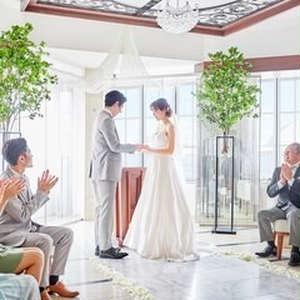 【20周年記念】52,800円挙式プラン+選べる挙式演出