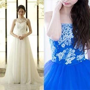 【ドレス2着5万7200円】洋装2点フォトウェディングプラン