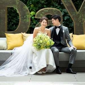 通常結婚式×ライブ配信♪&宅配おもてなしサポート40名・217万