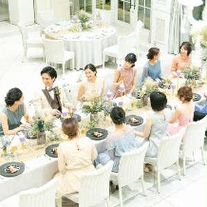 少人数限定プラン【20名~39名】アットホームな挙式とご会食に!
