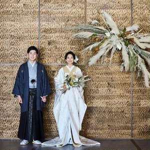 \和婚専用/■50名 219万円■紋付×白無垢0円特典プラン