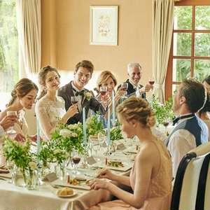 家族・少人数婚《20名78万円》お披露目weddingプラン