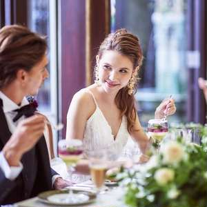 【2部制パーティ】親族との会食会+お友達との1.5次会
