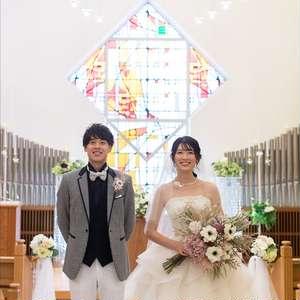 【衣装1着のシンプル婚希望向け!60名210万円】マリーアプラン