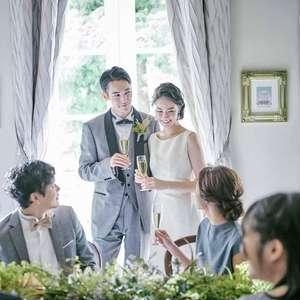 【仏滅 Plan】◆40名‐171万円◆お得に叶える結婚式
