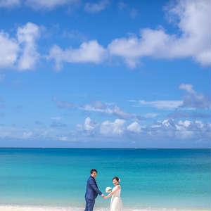 【リゾート婚】沖縄挙式プラン