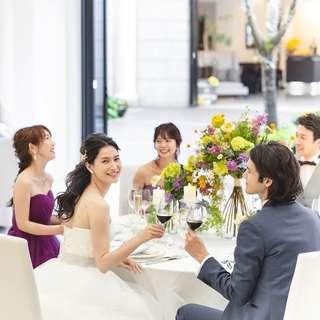 【少人数プラン】親族や友人だけの温かな結婚式♪20名99万!