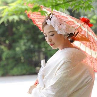 平日限定◆神社挙式プラン【ふたりだけの結婚式】