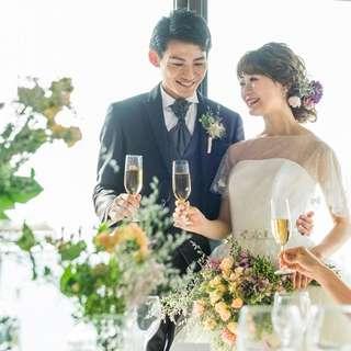 【10名39万】2021年9月迄★家族婚プラン【挙式料付!】