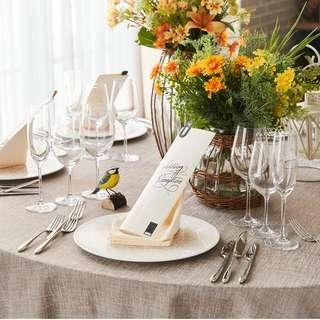 【挙式+ご家族会食&友人披露宴】Reception & Party Plan