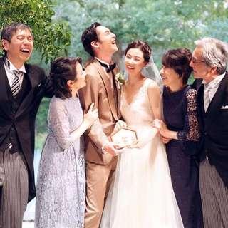 【10名様】家族の絆を深める日★挙式+会食プラン