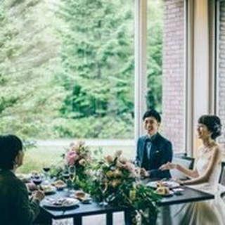 【家族婚】両家の絆を結ぶ絆婚プラン
