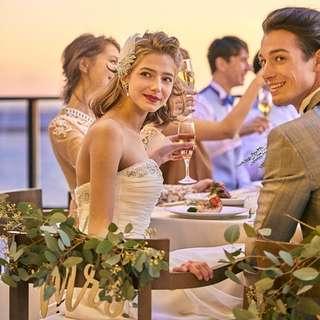 ◆12月まで限定◆《20名78万》アットホームwedding