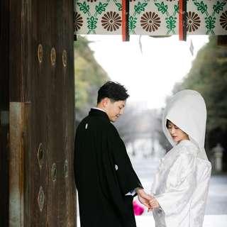 《北海道神宮》×和婚プラン(40名様)