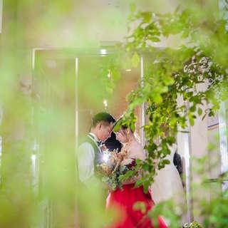 【2021年3月4月結婚式☆40名135万円】スプリングプラン ☆